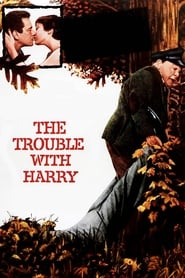 Poster for The Trouble with Harry