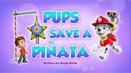 Pups Save a Piñata