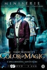 Terry Pratchett's The Color of Magic