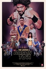 The Legend of Baron To'a (2020) poster