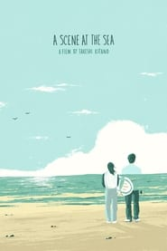 A Scene at the Sea Poster