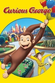 Poster Curious George 2015