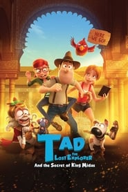 Tadeo Jones 2: El secreto del rey Midas 2017 [BRRip 720p] [Castellano] [1 Link] [MEGA]