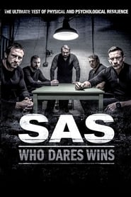 SAS: Who Dares Wins - Season 6 (2021) poster