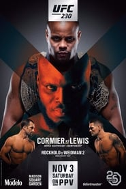 UFC 230: Cormier vs. Lewis streaming
