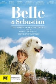 Poster Belle and Sebastian: The Adventure Continues