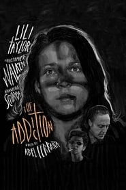 Poster for The Addiction
