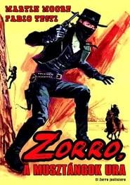 El Zorro justiciero 1969