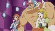 One Piece Whole Cake Island Arc Episode 823 : The Emperor Rolls Over! Rescue Brook Mission!