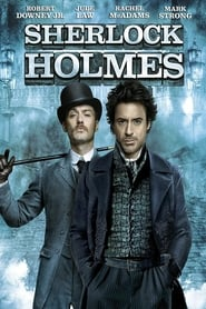 Sherlock Holmes: Reinvented poster