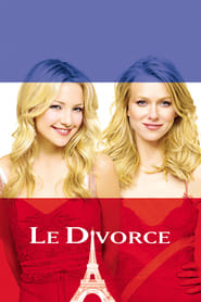 Poster for Le Divorce