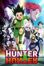 Poster Hunter x Hunter - Season 2 Episode 127 : Hostility x And x Determination 2014