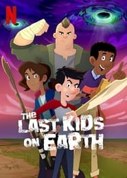 The Last Kids on Earth: Happy Apocalypse to You (2021)