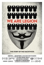 We Are Legion – Die Geschichte der Anonymous-Hacker [2012]