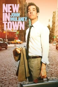 Poster John Mulaney: New in Town 2012