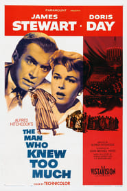 Poster The Man Who Knew Too Much 1956