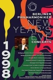 The Berliner Philharmoniker's New Year's Eve Concert: 1998 1998