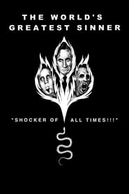 Poster The World's Greatest Sinner 1962