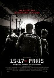 15:17 Tren a París [2018][Mega][Castellano][1 Link][1080p]