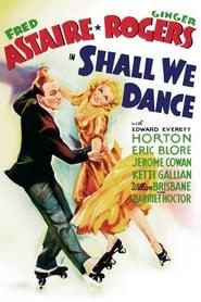 Poster Shall We Dance 1937