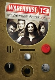 Poster Warehouse 13 2014