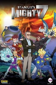 Watch Stan Lee's Mighty 7 (2014) Fmovies