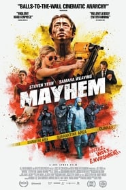 Mayhem (2017) 720p WEB-DL 650MB Ganool