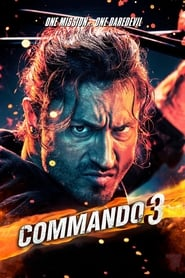 Commando 3 (2 019) Full Movie Watch Online Free Download HD