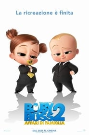 Poster Baby Boss 2 - Affari di famiglia 2021
