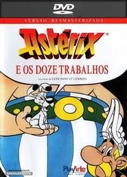Os 12 Trabalhos de Asterix Torrent (1976)
