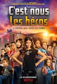 Poster C'est nous les héros 2020