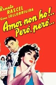 Amor non ho! Però, però... 1951