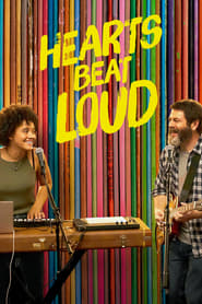 Poster Hearts Beat Loud