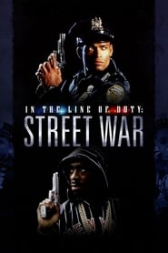Poster In the Line of Duty: Street War 1992