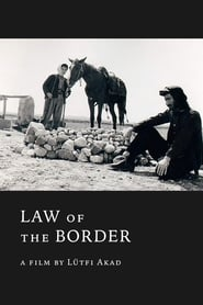 Poster Law of the Border 1966