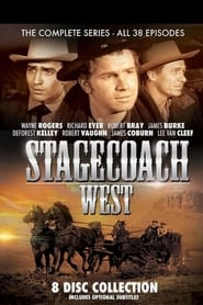 Stagecoach West 1960