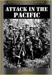 Poster Attack in the Pacific 1944