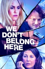 Poster We Don't Belong Here 2017