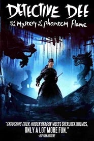 Poster for Detective Dee and the Mystery of the Phantom Flame