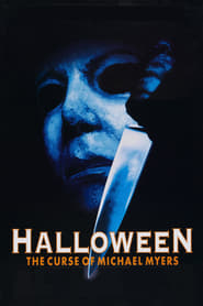 Poster Halloween: The Curse of Michael Myers 1995