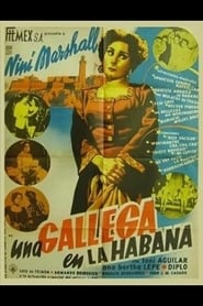 Una gallega en la Habana 1955