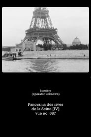 Panorama des rives de la Seine, [IV]