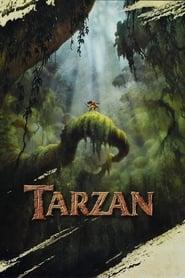 Poster Tarzan 1999