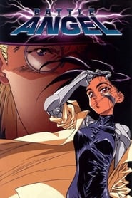 Poster Battle Angel 1993