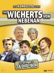 Poster Die Wicherts von nebenan 1991
