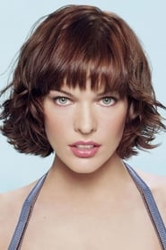Portrait of Milla Jovovich