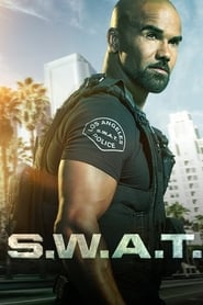 Poster S.W.A.T. - Season 4 Episode 11 : Positive Thinking 2021