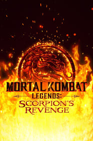 Mortal Kombat Legends: La venganza de Scorpion (2020) 4K UHD HDR Latino
