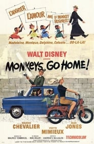 Monkeys, Go Home! plakat