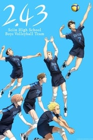 Poster 2.43: Seiin High School Boys Volleyball Team 2021